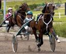 Segerbilder på Travkompaniets hästar